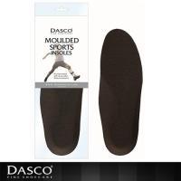 ~鞋之潔~英國伯爵DASCO 6096 鞋 鞋墊 柔軟舒適 吸收溼氣 高密度 耐久