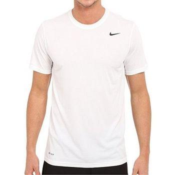 【Nike】2016男時尚Legend白色機能圓短袖ㄒ恤(預購)
