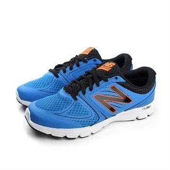 NEW BALANCE CUSH 575系列 跑鞋 藍 男款 no015 楦頭(中寬)