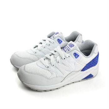 NEW BALANCE 580系列 休閒鞋 白 男女款 no993