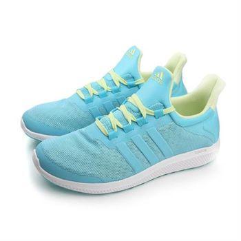 adidas cc sonic w 跑鞋 藍 女款 no292