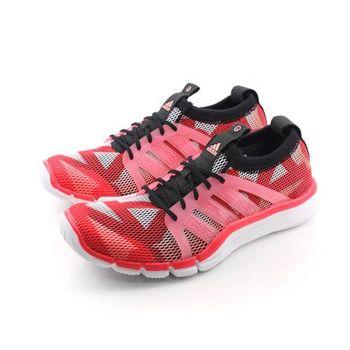 adidas core grace 跑鞋 桔 女款 no251