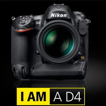 [24期0利率]【Nikon】 D4 BODY 單機身(公司貨)