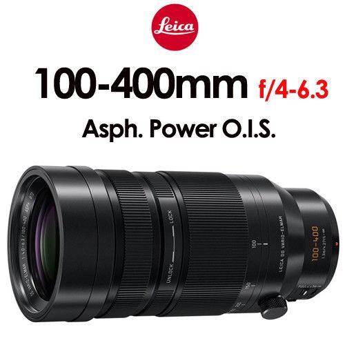 {送UV+吹球組}Panasonic Leica DG Vario-Elmar 100-400mm f/4-6.3 Asph. Power O.I.S. (公司貨)
