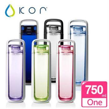 【美國KORwater】KOR One信念水瓶(750ml)