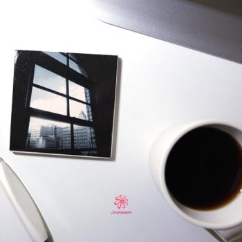 生活印象系列吸水防滑杯墊-窗外