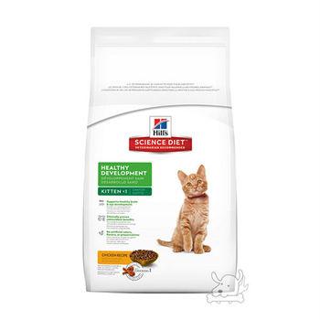 【Hill's】美國希爾思 幼貓 均衡發育配方 飼料 2公斤 X 1包
