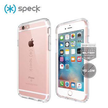 Speck CandyShell Clear iPhone 6/6S 透明軍規防摔保護殼
