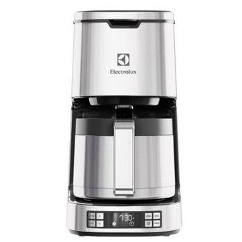 【夜殺】【Electrolux伊萊克斯】  設計家不鏽鋼美式咖啡機ECM7814S