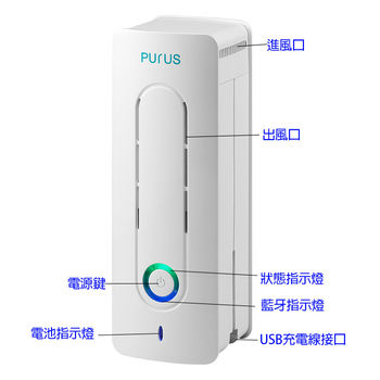 PURUS AIR 智慧空氣清淨器