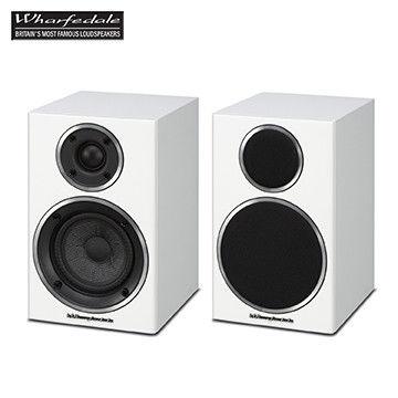 英國Wharfedale DIAMOND 210 書架型喇叭/白色