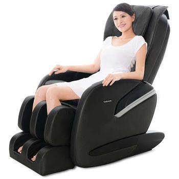 《買就送》【tokuyo督洋】全傾式SL導軌臀感按摩椅 TC-471(黑)
