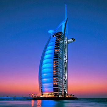 杜拜極限夢想家 奢華全覽七日遊