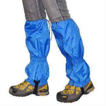 【DIBOTE】拉鏈式登山防水綁腿 / 腿套 / 雪套