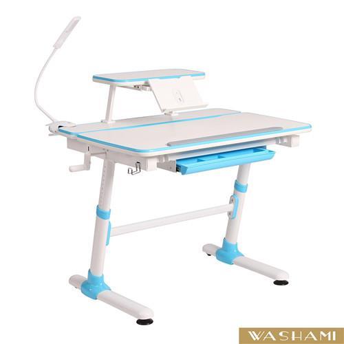 WASHAMl-WSH日式快樂兒童升降學習桌椅(尊爵版全動可調)-單桌