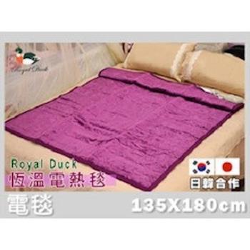 【海夫健康生活館】韓國雙人電毯