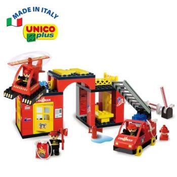 【義大利Unico】消防救援豪華組
