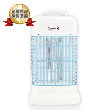 (福利品)尚朋堂 6W電子捕蚊燈SET-2106