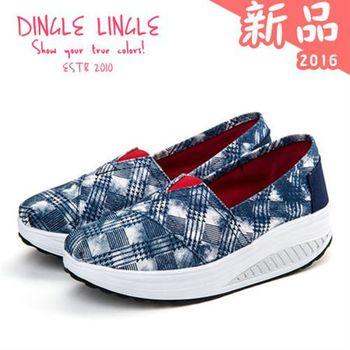 Dingle - 民族風系列帆布健走鞋 搖搖鞋民俗系列二*8色