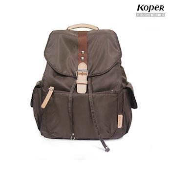 【KOPER】輕甜焦糖系列-經典Lovely後背包-拿鐵咖