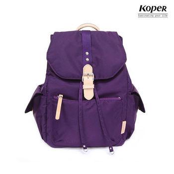 【KOPER】輕甜焦糖系列-經典Lovely後背包-幻想紫