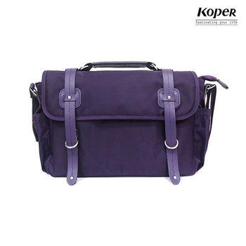 【KOPER】輕舞魅力系列-Music斜背包-紫