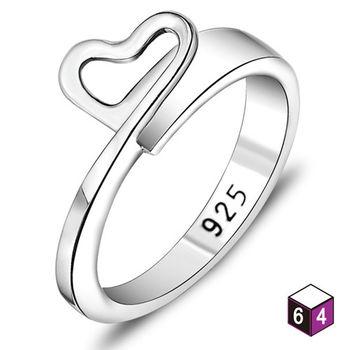 ART64 戒指 情緣 純銀戒指