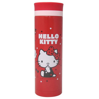 Hello Kitty真空保溫保冷杯480cc(KF-5850)
