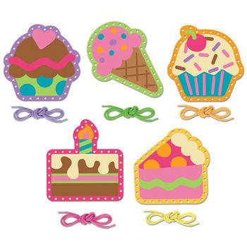 【Stephen Joseph】童趣穿線洞洞板-甜心蛋糕