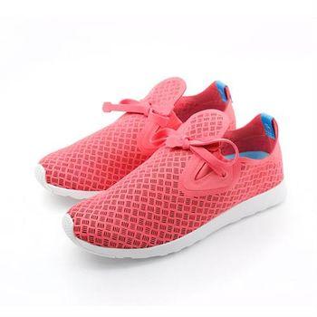 native APOLLO MOC 休閒鞋 紅 男女款 no491