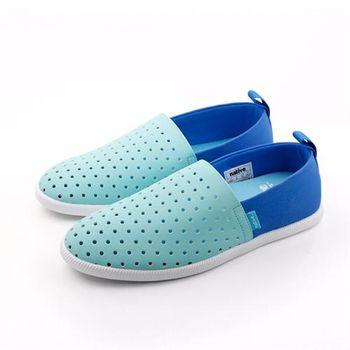 native VENICE 休閒鞋 藍綠 男女款 no463