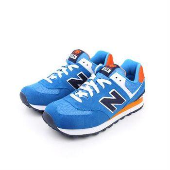 NEW BALANCE ENCAP 574系列 休閒鞋 藍 男款 no001