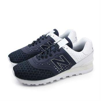 NEW BALANCE 574系列 運動鞋 灰藍 男款 no995