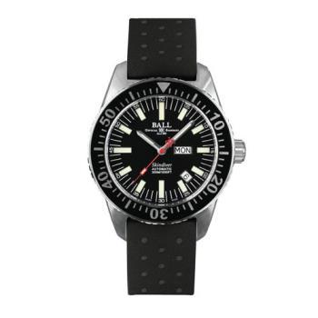 BALL 波爾錶  Engineer Master II 300M潛水機械腕錶-黑/DM2108A-P-BK