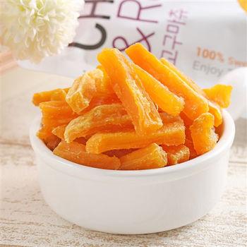 【愛上新鮮】韓國100%零添加地瓜果乾20包