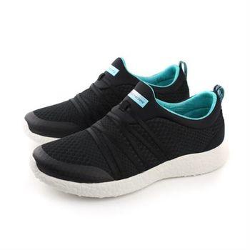 SKECHERS Air Cooled 運動鞋 黑 女款 no396