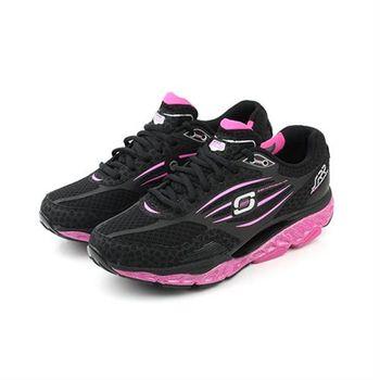 SKECHERS 運動鞋 黑 女款 no437