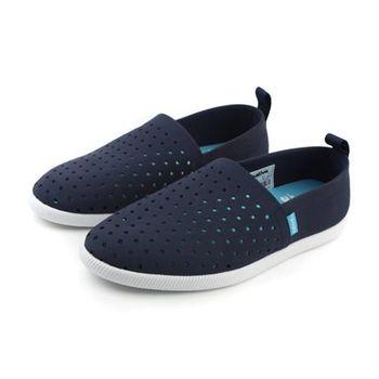 native VENICE 休閒鞋 藍白 男女款 no459