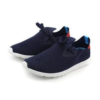 native APOLLO MOC 阿波羅系列 休閒鞋 深藍 男女款 no442