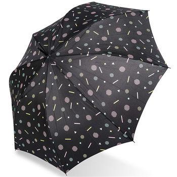 rainstory雨傘-幾何星球抗UV自動開直骨傘