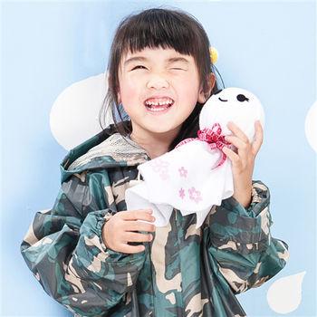 rainstory雨衣-城市迷彩兒童連身雨衣