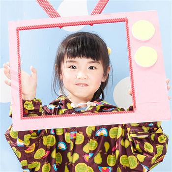 rainstory雨衣-小麻雀兒童連身雨衣