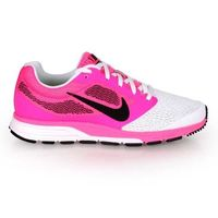 ~NIKE~WMNS AIR ZOOM FLY 2 女慢跑鞋 ^#45 路跑 白粉