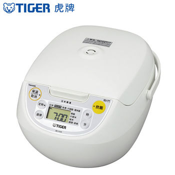 【TIGER虎牌】10人份微電腦多功能炊飯電子鍋JBV-S18R