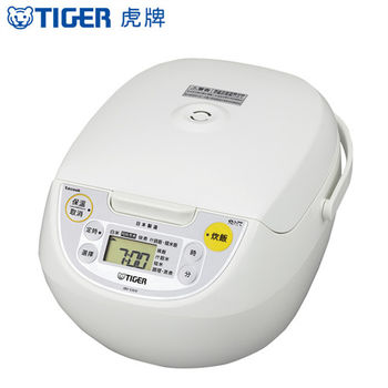 【TIGER虎牌】6人份微電腦多功能炊飯電子鍋JBV-S10R