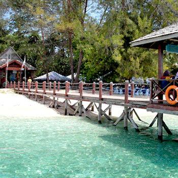 【秋季早鳥搶先】HELLO~亞庇! 浮潛美麗珊瑚礁馬慕地島樂悠悠沙巴5日