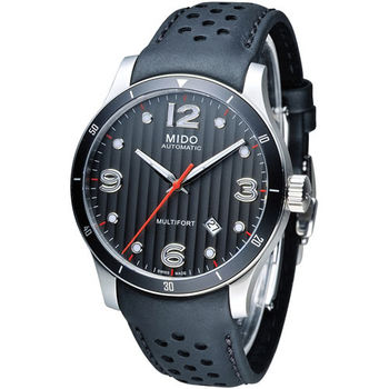 美度 MIDO Multifort 先鋒系列80小時機械錶 M0254071606100