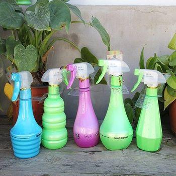 [協貿國際]噴壺 新款精品時尚 噴水壺噴霧瓶 噴霧器澆花噴水 500m 小巧l可愛 單個價