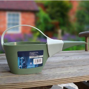 [協貿國際]園藝用品 塑料長嘴灑水壺噴壺澆花壺 1.2L 單個價