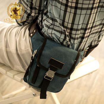 NEW STAR 韓系學院風耐用金屬扣腰包 BW26
